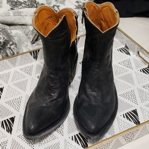 Old Gringo women's star ankle boots